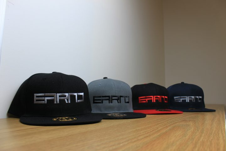 EARND Snapback full range