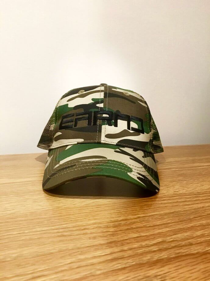 EARND Camo hat