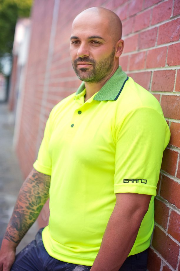 EARND Hi Vis Polo