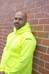 EARND Hi Vis Hoodie - Click picture to find out more!